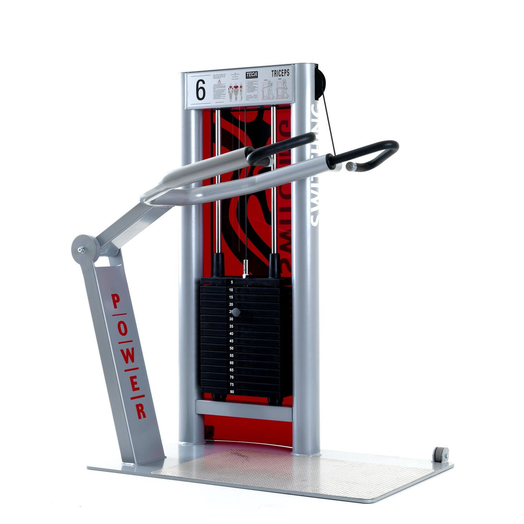 TECA PSW06 Power Switching Triceps