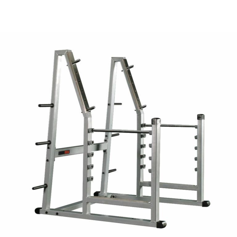 Squat rack Teca Fitness
