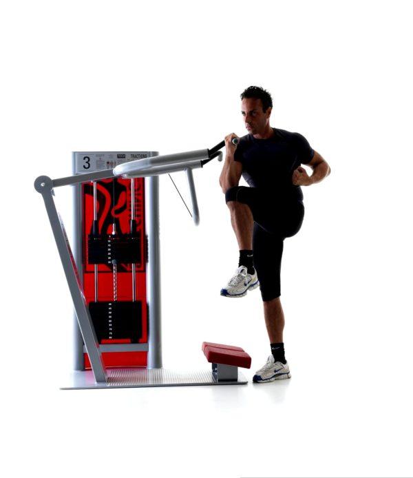TECA PSW03 Power Switching Tractions fitness machine