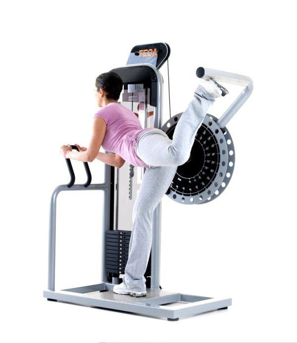 TECA SP320 Gluteus kick gym equipment