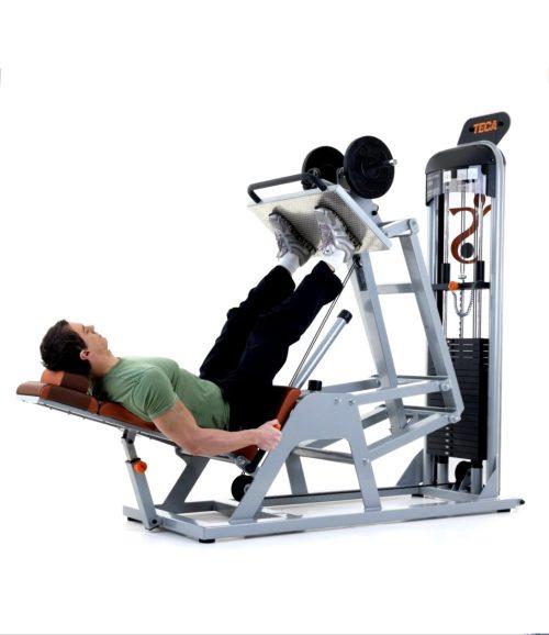 TECA SP190S Advanced leg press fitness equipment