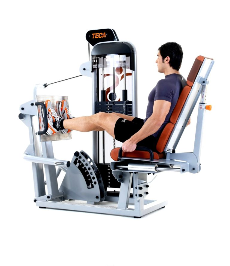 TECA SP200S Seated leg press machine
