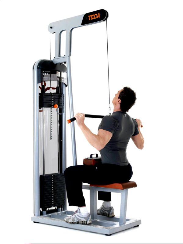 TECA SP500S Lat pulldown fitness machine