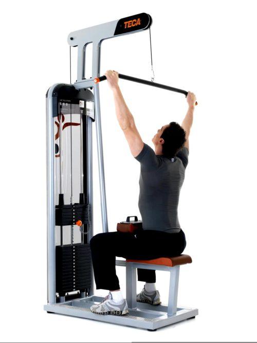 TECA SP500S Lat pulldown machine