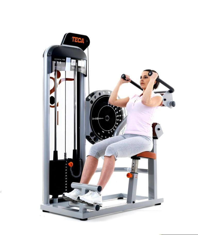 TECA SP600 Abdominal gym equipment