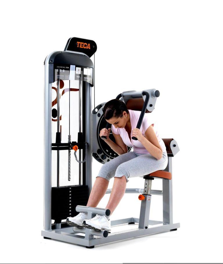 TECA SP600 Abdominal fitness machine