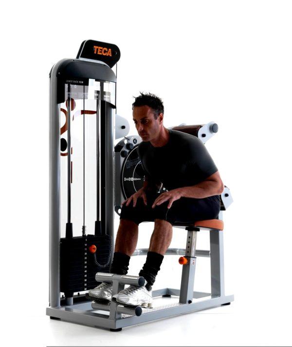 TECA SP610C Lower back gym tool