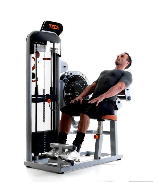 TECA SP610C Lower back machine