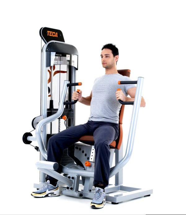 TECA SP630S Chest press fitness equipment