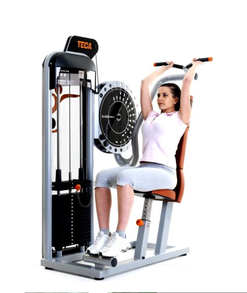 TECA SP640S Pullover machine