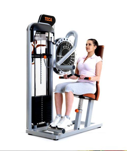 TECA SP640S Pullover gym tool