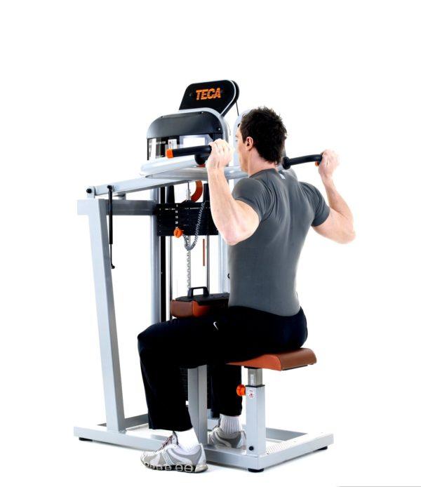 TECA SP650 Vertical traction fitness equipment