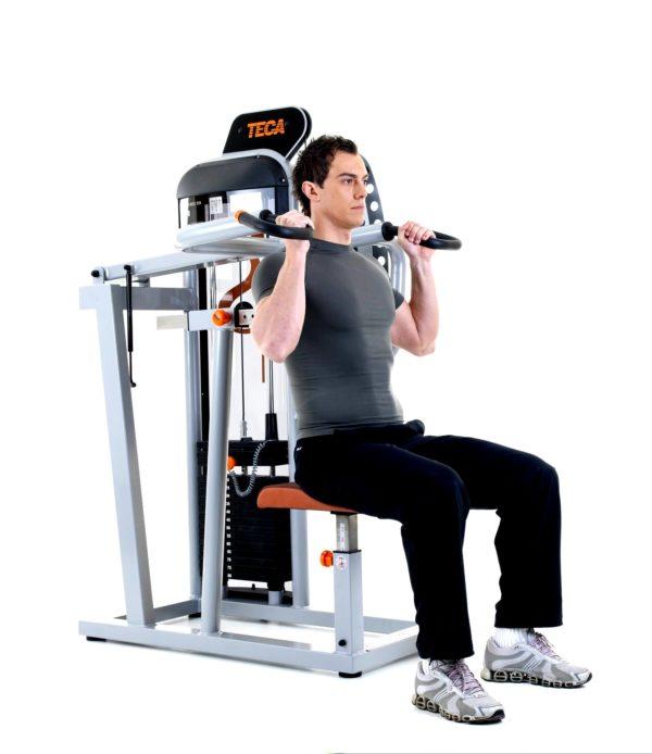 TECA SP660S Shoulder press machine