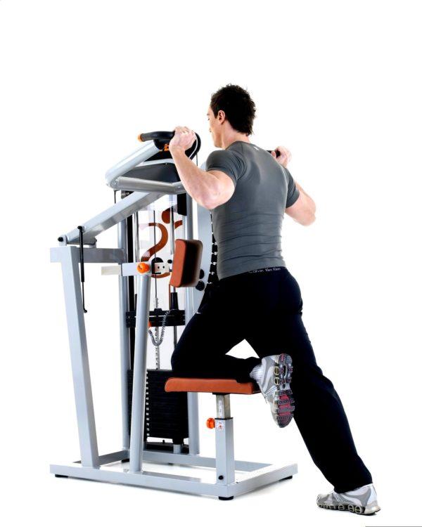 TECA SP660S Shoulder press gym equipment