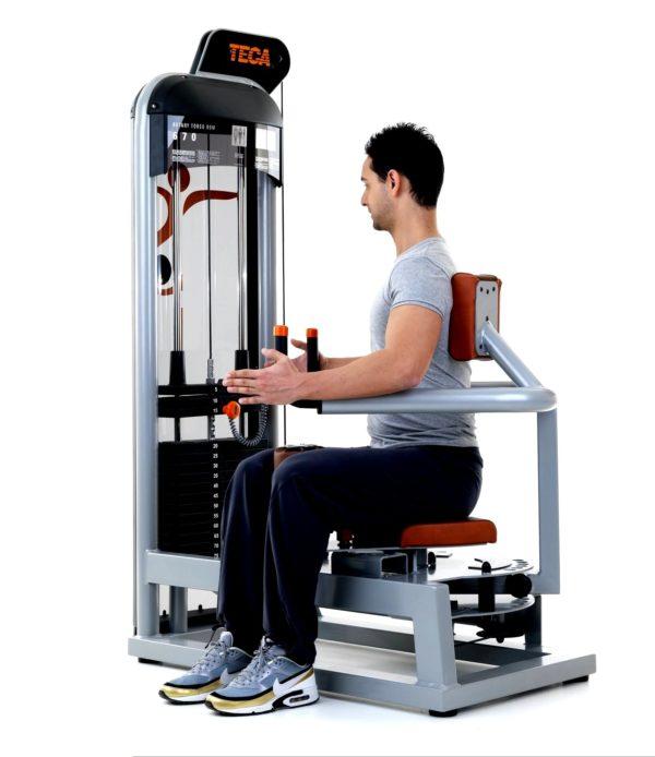 TECA SP670S Rotary torso gym equipment