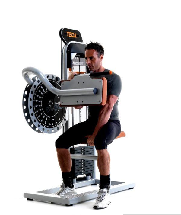 TECA SP730C Arm curl machine