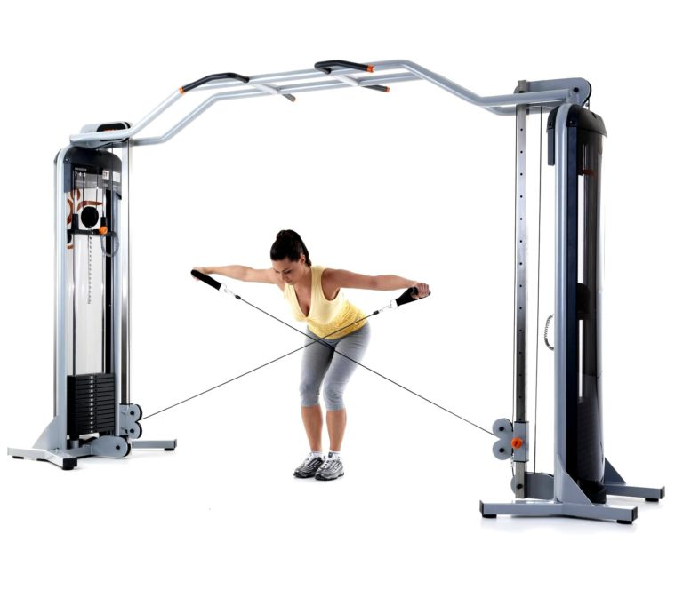 TECA SP740S Crossover fitness equipment