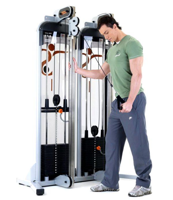 TECA SP750 Total Body gym equipment