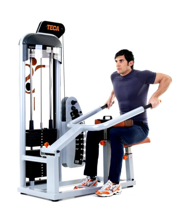 TECA SP760S Tricep press fitness equipment