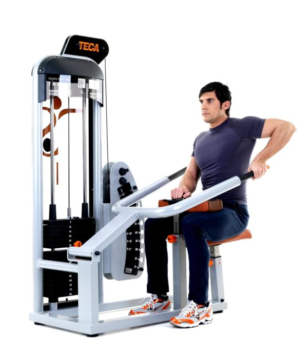 TECA SP760S Tricep press gym tool