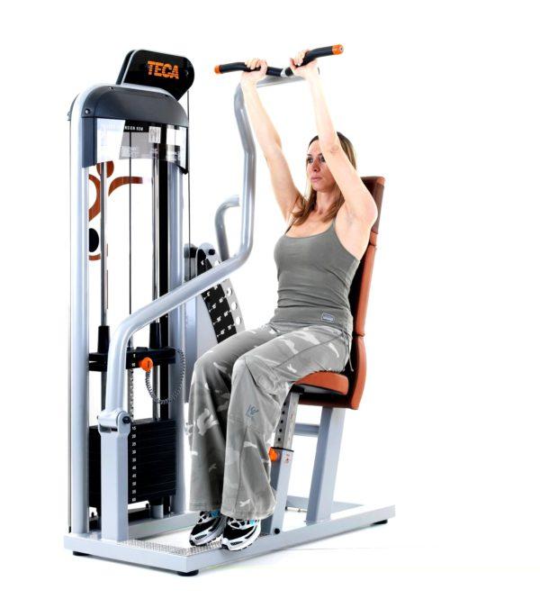 TECA SP770S Tricep extension machine