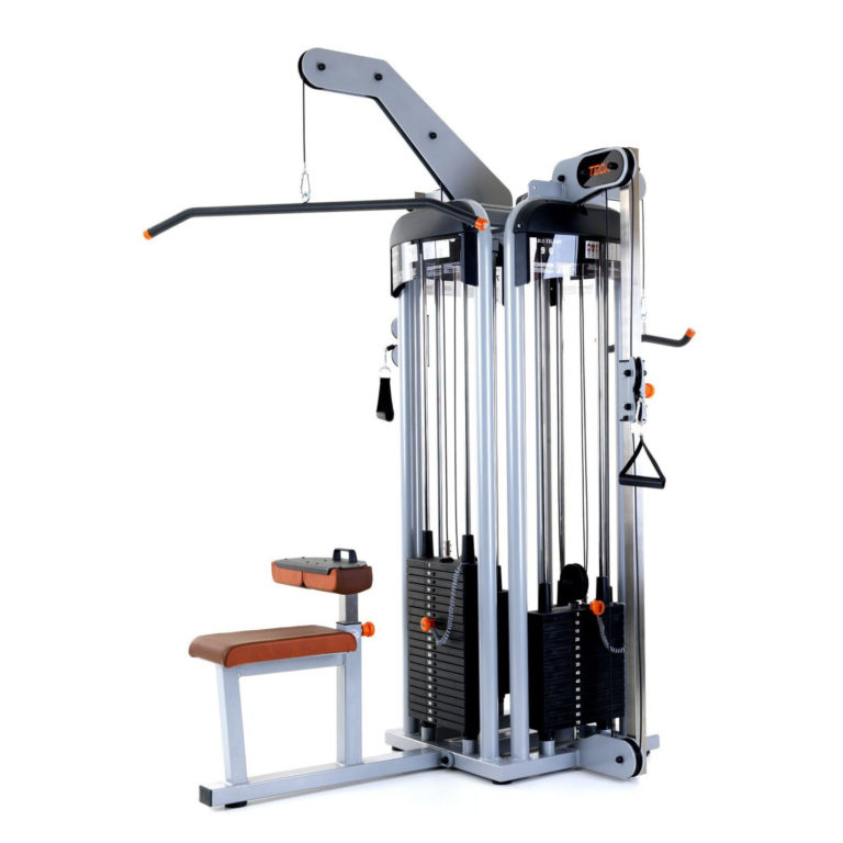 TECA SP781 Triceps Lat Pulldown multiuse station