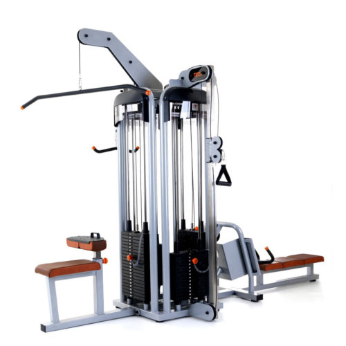 TECA SP783 Lat Pulldown Pulley multiuse station