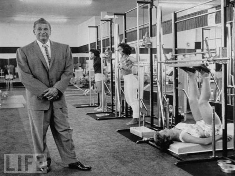 attrezzi fitness universal gym
