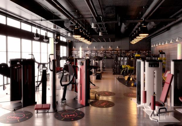 smart gym teca