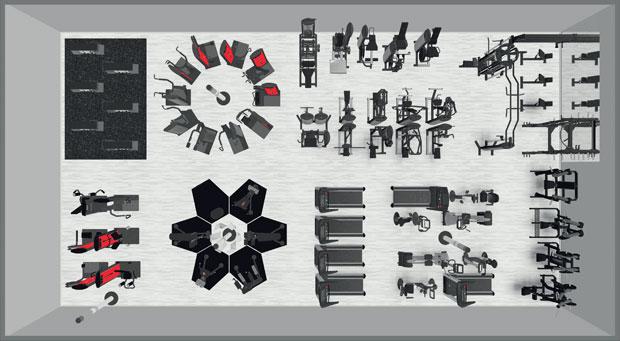 attrezzature palestra per la tua nuova palestra