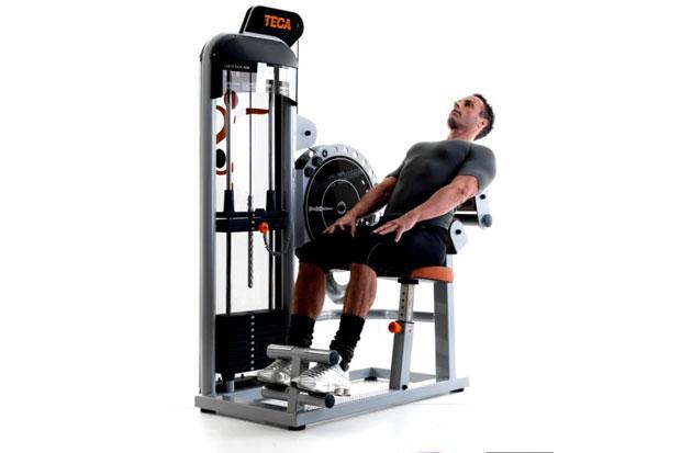 allena i muscoli lombari con lower back di teca fitness